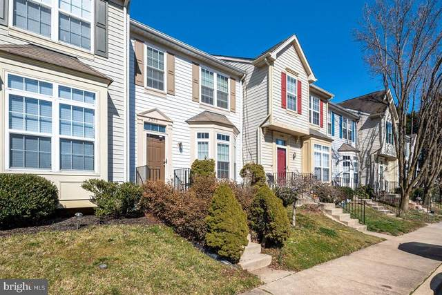 2510 Short Putt Court, CROFTON, MD 21114 (#MDAA459118) :: Crossman & Co. Real Estate