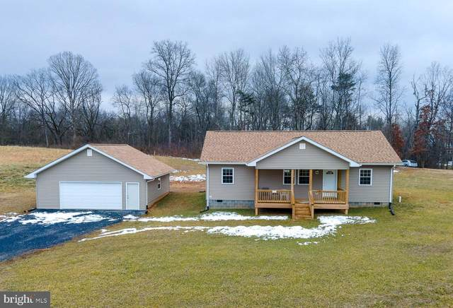 745 Big Oak Road, LURAY, VA 22835 (#VAPA105934) :: AJ Team Realty