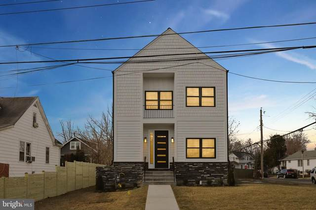 262 N Barton Street, ARLINGTON, VA 22201 (#VAAR176256) :: Debbie Dogrul Associates - Long and Foster Real Estate