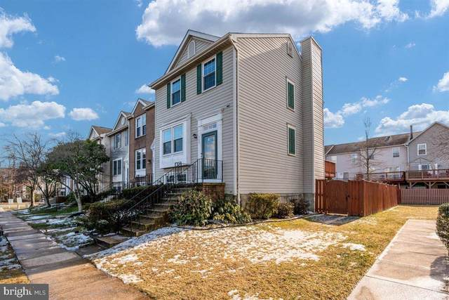 709 Quiet Pond Court, ODENTON, MD 21113 (#MDAA459132) :: AJ Team Realty