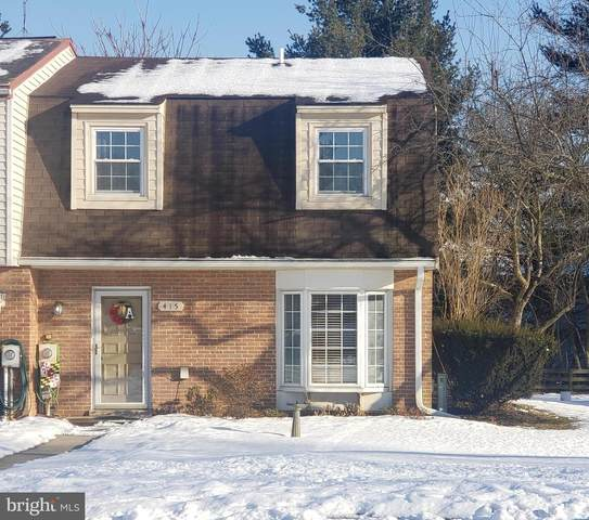 415 Beck Drive, MOUNT AIRY, MD 21771 (#MDCR202482) :: Colgan Real Estate