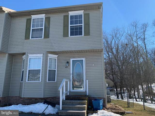 421 Debbie Court, HANOVER, PA 17331 (#PAYK152910) :: Iron Valley Real Estate