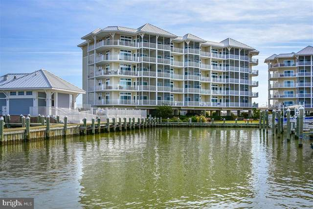 101 Williams Street #204, CRISFIELD, MD 21817 (#MDSO104414) :: RE/MAX Coast and Country