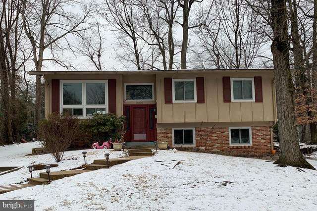 14404 Briarwood Terrace, ROCKVILLE, MD 20853 (#MDMC744194) :: AJ Team Realty