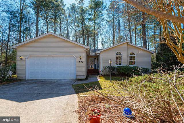 10 Morning Mist Drive, OCEAN PINES, MD 21811 (#MDWO120158) :: Dart Homes