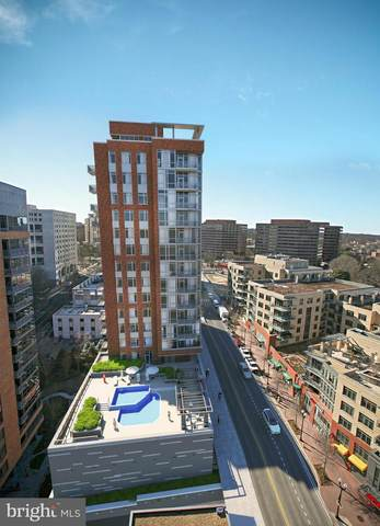 2000 Clarendon Boulevard #1202, ARLINGTON, VA 22201 (#VAAR176268) :: Speicher Group of Long & Foster Real Estate