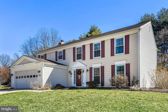 3111 Drogue Court, ANNAPOLIS, MD 21403 (#MDAA459152) :: ExecuHome Realty