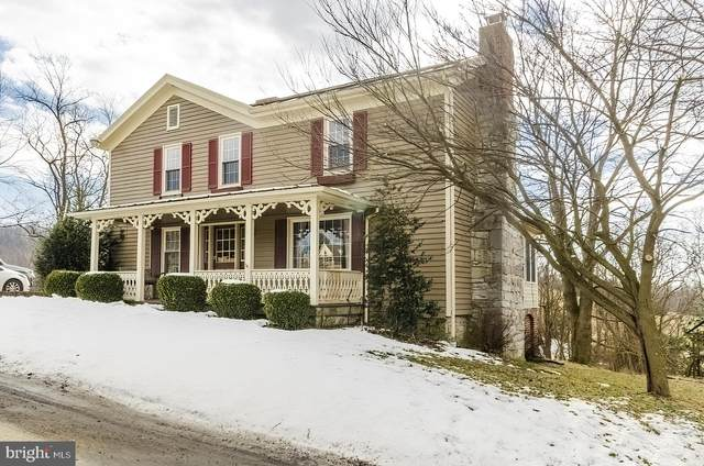 1195 Flat Rock Road, NEW MARKET, VA 22844 (#VASH121472) :: AJ Team Realty