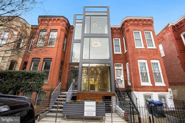1504 6TH Street NW #1, WASHINGTON, DC 20001 (#DCDC507868) :: The Riffle Group of Keller Williams Select Realtors