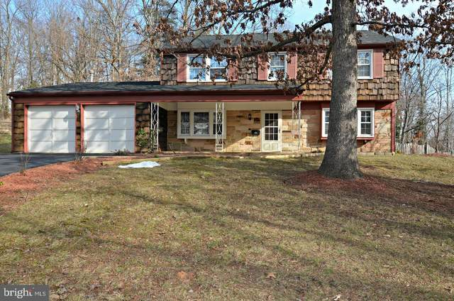 8904 Churchfield Lane, LAUREL, MD 20708 (#MDPG596640) :: Advance Realty Bel Air, Inc