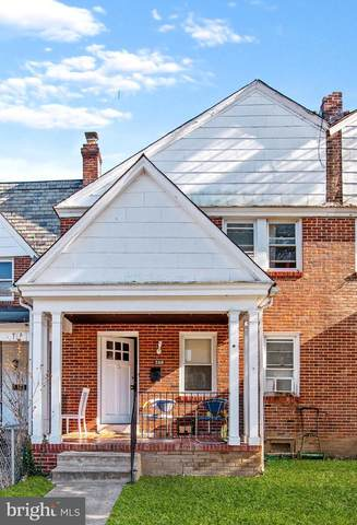 729 Mount Holly Street, BALTIMORE, MD 21229 (#MDBA539766) :: Bruce & Tanya and Associates
