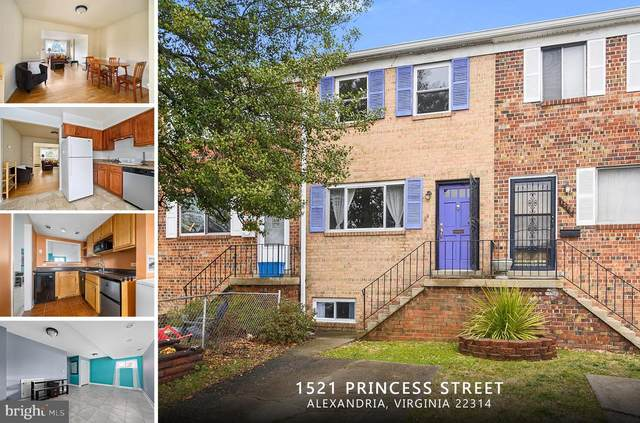 1521 Princess Street, ALEXANDRIA, VA 22314 (#VAAX256120) :: Pearson Smith Realty