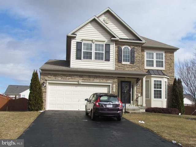 233 Morlyn Drive, STEPHENSON, VA 22656 (#VAFV162170) :: Crossman & Co. Real Estate