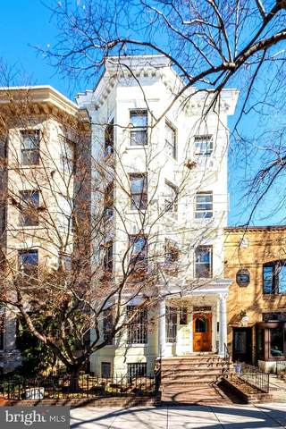 1731 20TH STREET NW #2, WASHINGTON, DC 20009 (#DCDC507904) :: EXIT Realty Enterprises