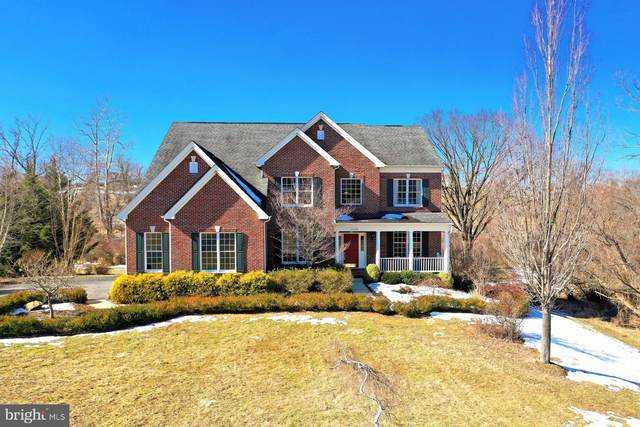 15396 Bankfield Drive, WATERFORD, VA 20197 (#VALO430736) :: AJ Team Realty