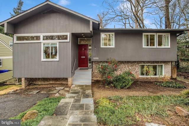 5220 Wapakoneta Road, BETHESDA, MD 20816 (#MDMC744240) :: Dart Homes