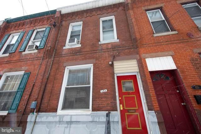 153 E Allen Street, PHILADELPHIA, PA 19125 (#PAPH987202) :: Lee Tessier Team