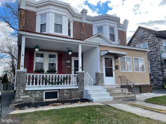 338 E Broadway Avenue, CLIFTON HEIGHTS, PA 19018 (#PADE539504) :: Revol Real Estate