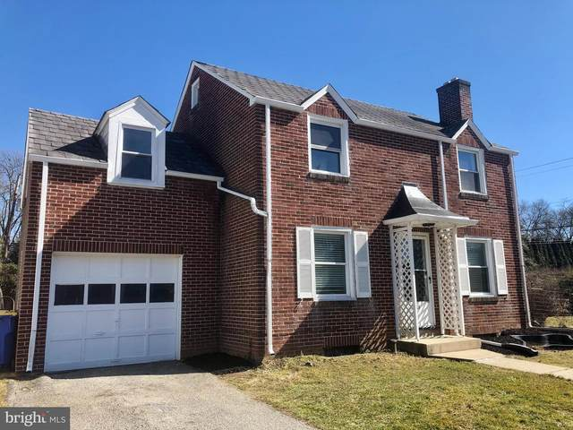 115 Wynwood Road, YORK, PA 17402 (#PAYK152932) :: Century 21 Dale Realty Co