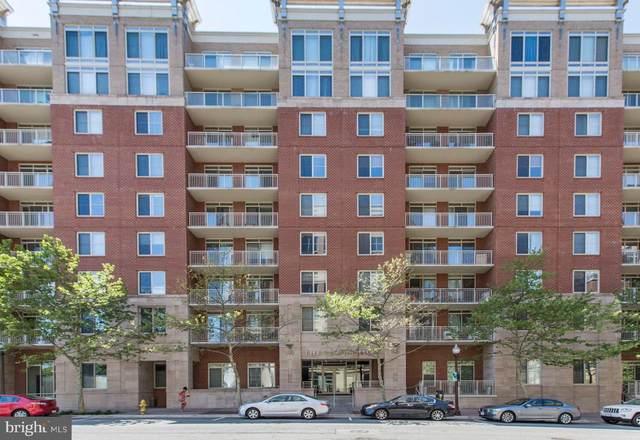 820 N Pollard Street #504, ARLINGTON, VA 22203 (#VAAR176300) :: City Smart Living
