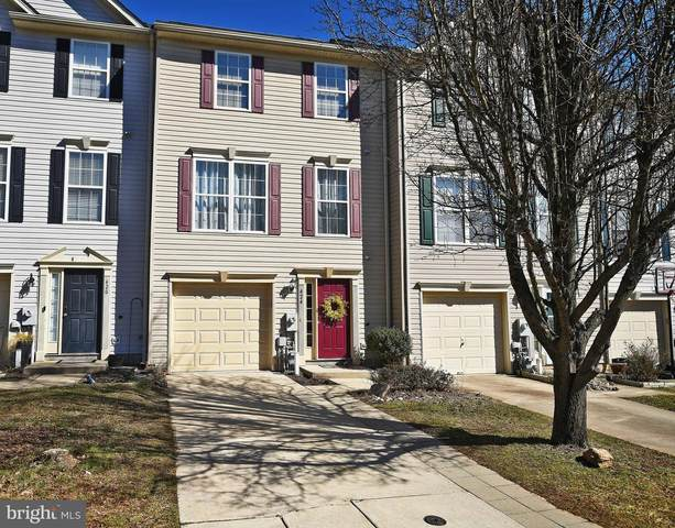 424 Autumn Harvest Court, ABINGDON, MD 21009 (#MDHR256634) :: AJ Team Realty