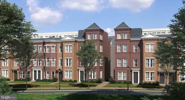 609 Second, ALEXANDRIA, VA 22314 (#VAAX256132) :: Dart Homes