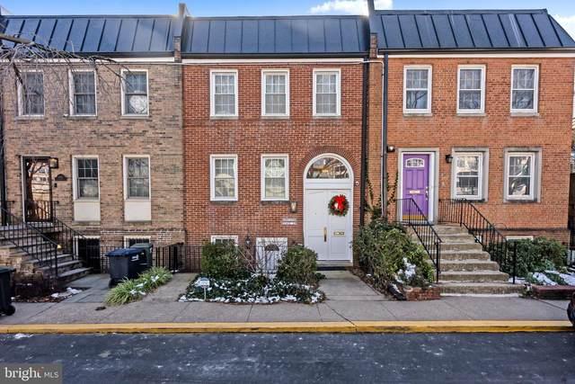 608 4TH Place SW, WASHINGTON, DC 20024 (#DCDC507952) :: Corner House Realty