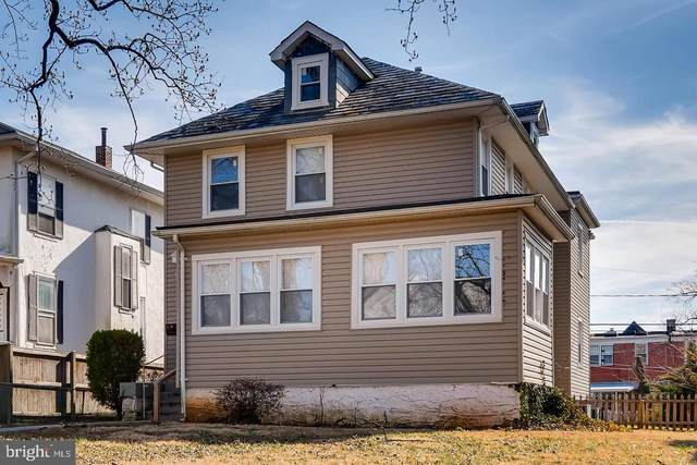 4131 W Forest Park Avenue, BALTIMORE, MD 21207 (#MDBA539832) :: Advance Realty Bel Air, Inc