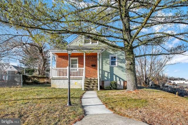 2421 Creighton Avenue, BALTIMORE, MD 21234 (#MDBC519798) :: Dart Homes