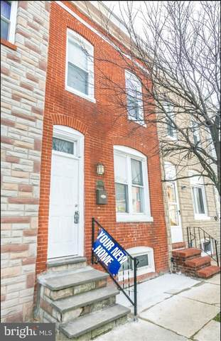 3423 Mount Pleasant Avenue, BALTIMORE, MD 21224 (#MDBA539846) :: The Dailey Group