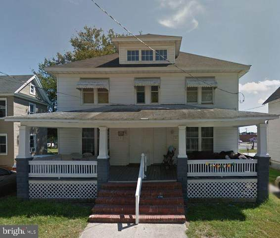 705 Smith Street, SALISBURY, MD 21801 (#MDWC111648) :: Atlantic Shores Sotheby's International Realty