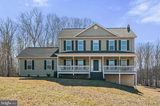 10258 Black Bear Trail, RIXEYVILLE, VA 22737 (#VACU143654) :: Crossman & Co. Real Estate