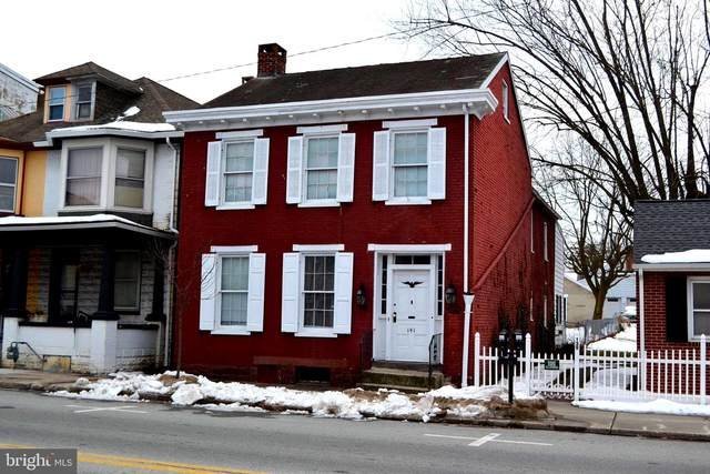 141 York Street, GETTYSBURG, PA 17325 (#PAAD114892) :: The Joy Daniels Real Estate Group