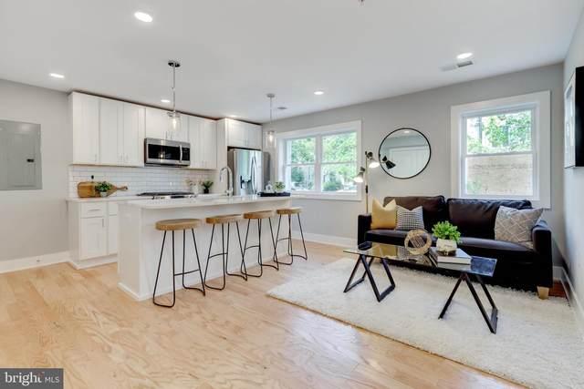 714 11TH Street NE #4, WASHINGTON, DC 20002 (#DCDC508004) :: The Riffle Group of Keller Williams Select Realtors