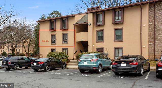 2231 Castle Rock Square 11C, RESTON, VA 20191 (#VAFX1180784) :: Yesford & Associates