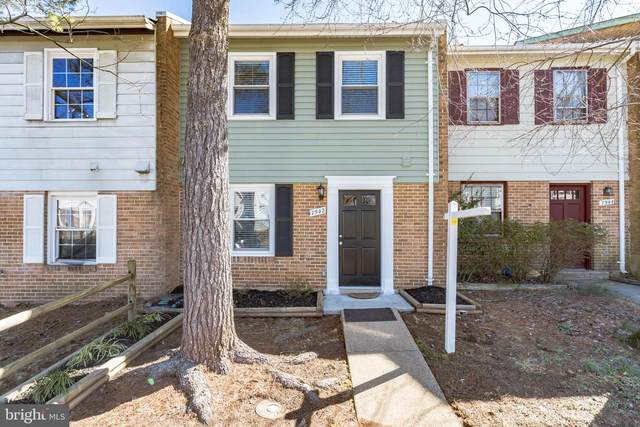 7542 Whitehall Drive, MANASSAS, VA 20111 (#VAPW514844) :: Network Realty Group