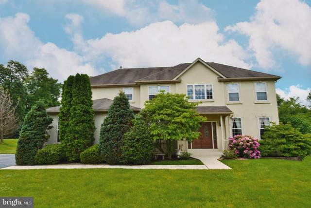 424 Silver Leaf Circle, COLLEGEVILLE, PA 19426 (#PAMC682842) :: Linda Dale Real Estate Experts