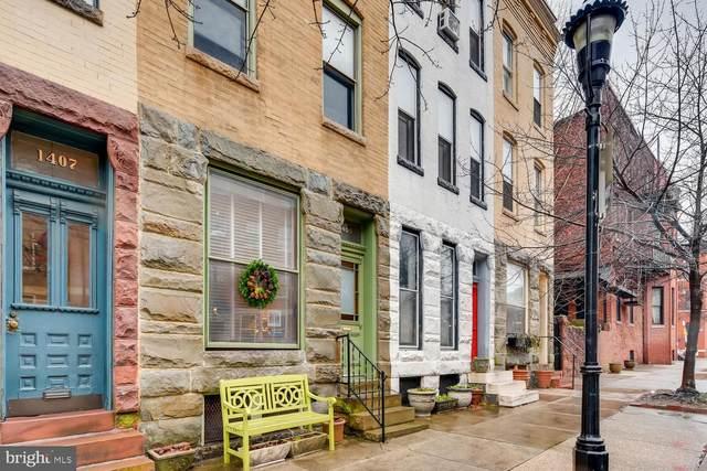 1405 John Street, BALTIMORE, MD 21217 (#MDBA539918) :: Jacobs & Co. Real Estate