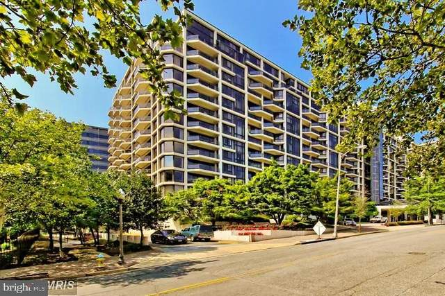 1530 Key Boulevard #906, ARLINGTON, VA 22209 (#VAAR176352) :: Debbie Dogrul Associates - Long and Foster Real Estate