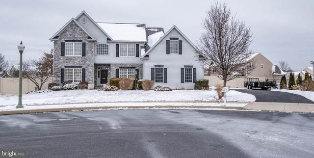 5445 Margaret Court, MECHANICSBURG, PA 17050 (#PACB132006) :: ExecuHome Realty