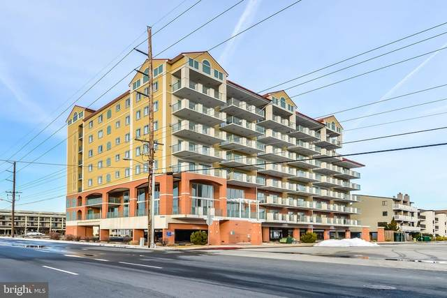 14000 Coastal Highway #606, OCEAN CITY, MD 21842 (#MDWO120182) :: Bright Home Group