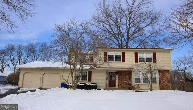 15 Hamilton Ln N, PLAINSBORO, NJ 08536 (#NJMX125980) :: Linda Dale Real Estate Experts
