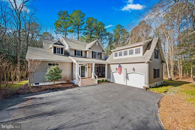 407 Charlotte Court, OCEAN PINES, MD 21811 (#MDWO120186) :: Colgan Real Estate
