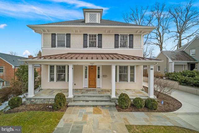 7305 Brennon Lane, CHEVY CHASE, MD 20815 (#MDMC744374) :: The MD Home Team