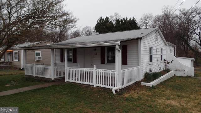 12 Glymont Road, INDIAN HEAD, MD 20640 (#MDCH221886) :: Bruce & Tanya and Associates