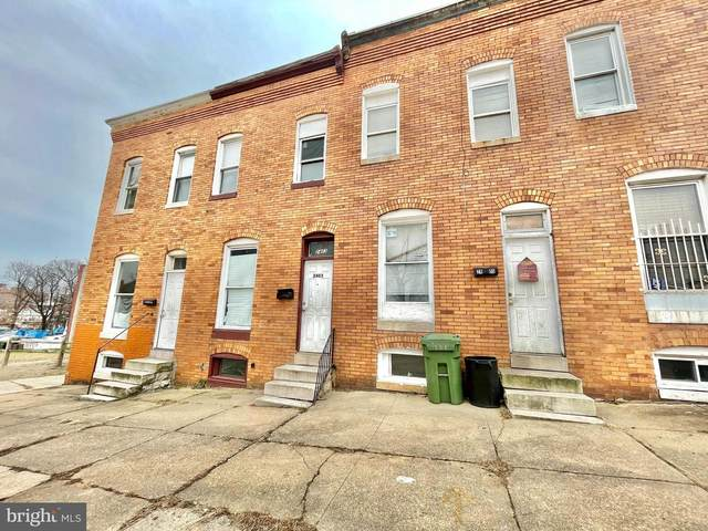 2403 W Lombard Street, BALTIMORE, MD 21223 (#MDBA539938) :: The MD Home Team