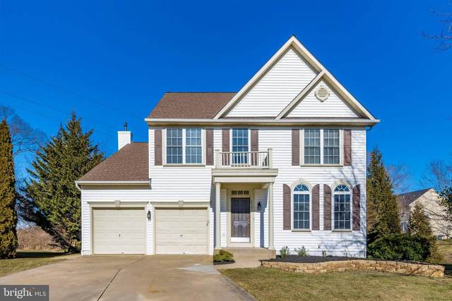 6923 Baron Court, FREDERICK, MD 21703 (#MDFR277758) :: Gail Nyman Group