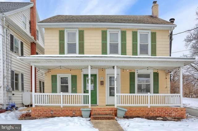 113 E Mill Avenue, MYERSTOWN, PA 17067 (#PALN117878) :: The Joy Daniels Real Estate Group