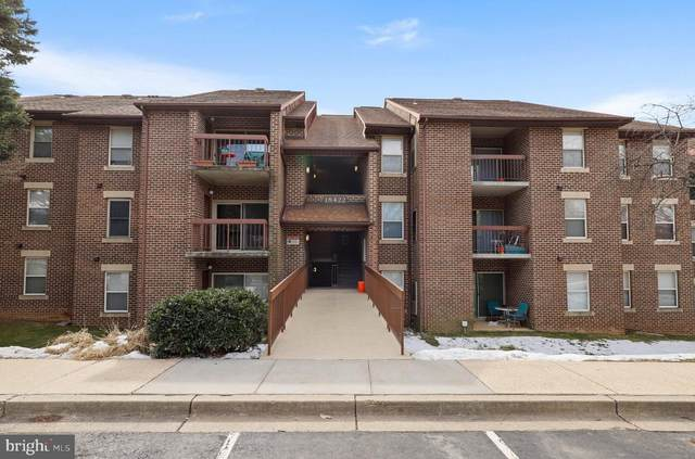 18422 Guildberry Drive #201, GAITHERSBURG, MD 20879 (#MDMC744406) :: AJ Team Realty