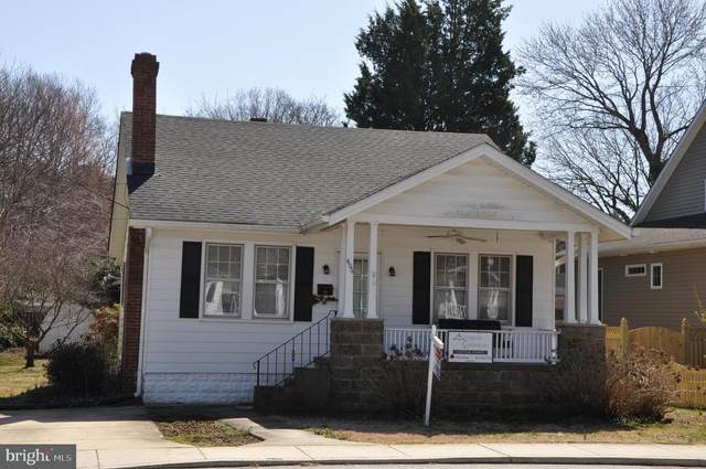 406 Melvin Avenue, ANNAPOLIS, MD 21401 (#MDAA459332) :: Jacobs & Co. Real Estate